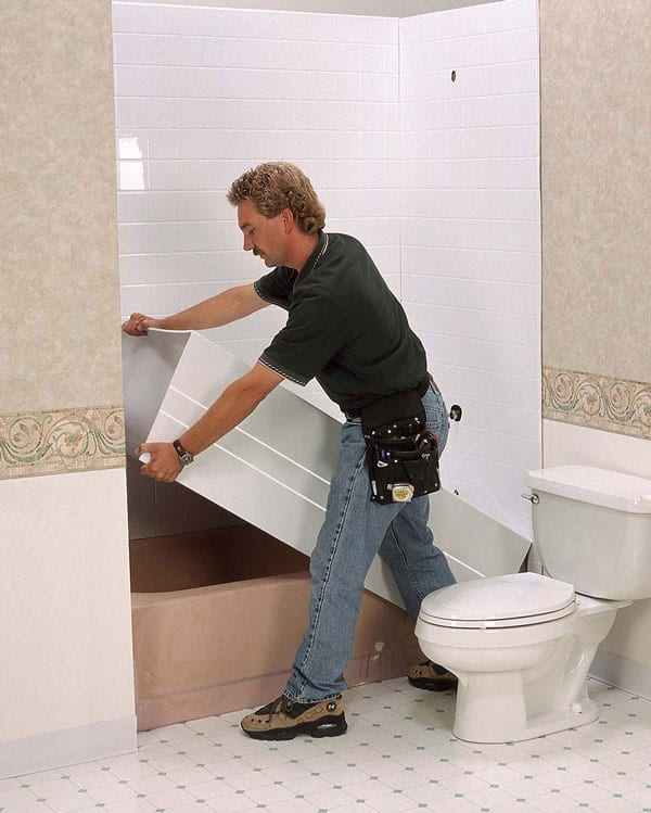 Choosing the best bathtub liners albuquerque nm for Shower tub liner