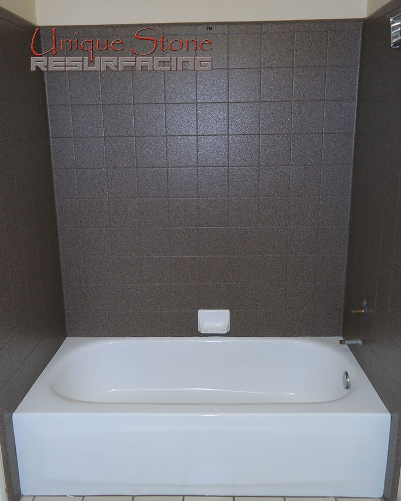 Bathtub Refinishing by Unique Stone Resurfacing • Albuquerque, NM.