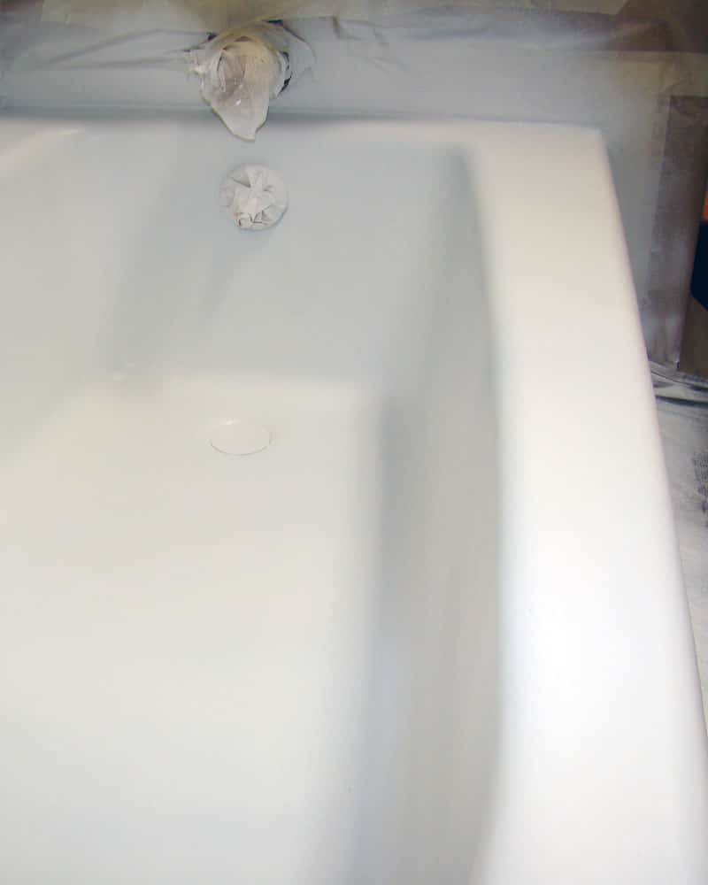 Your Tub Resurfacing Process • Albuquerque, NM.
