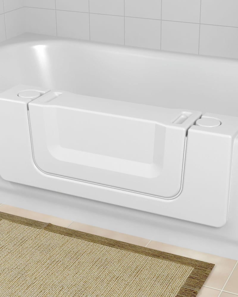 walk in bathtub conversion