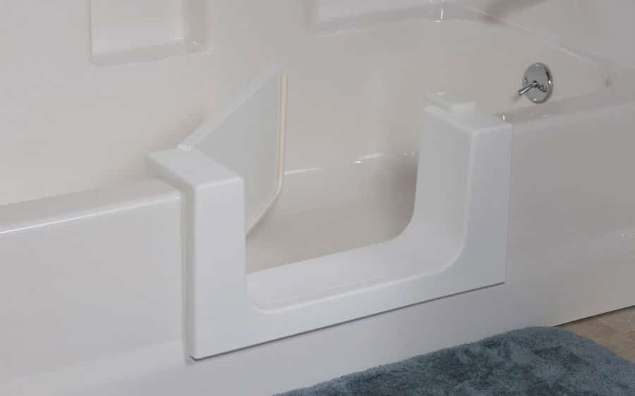 Walk In Bathtub With Door Handicap Conversions